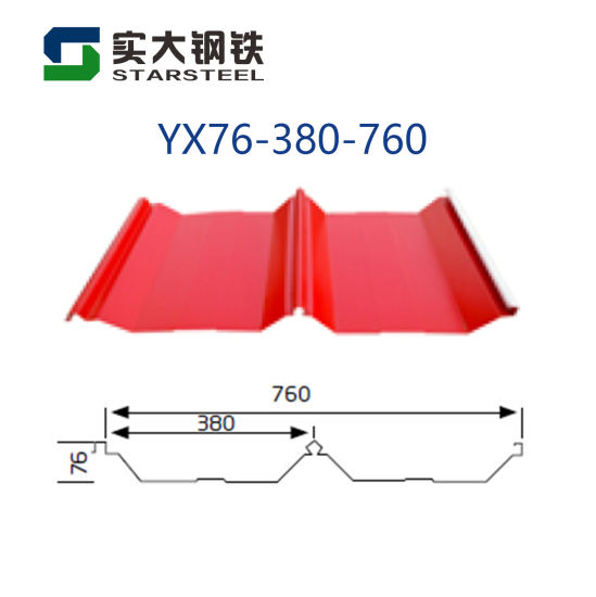 Corrugated Steel Color Metal Panels Building Roof/Wall Sheets
