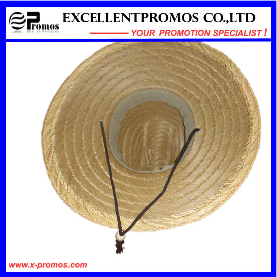 2015 Fashion Paper Straw Crochet Big Brim Hat (EP-H58402)