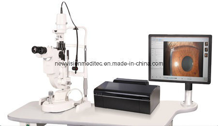 High Quality Digital Slit Lamp with Imaging Analytic System