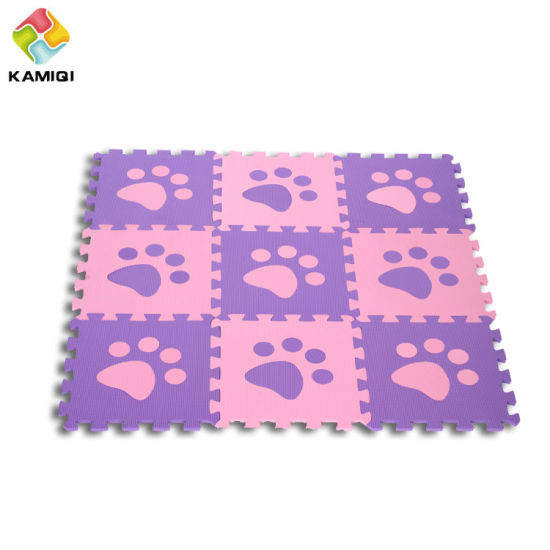 Footprint Baby Non-Toxic EVA Foma Play Mat pictures & photos