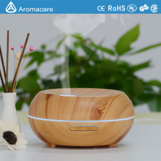 Aromacare Wood Grain 200ml Aromatherapy Humidifier (TA-039) pictures & photos