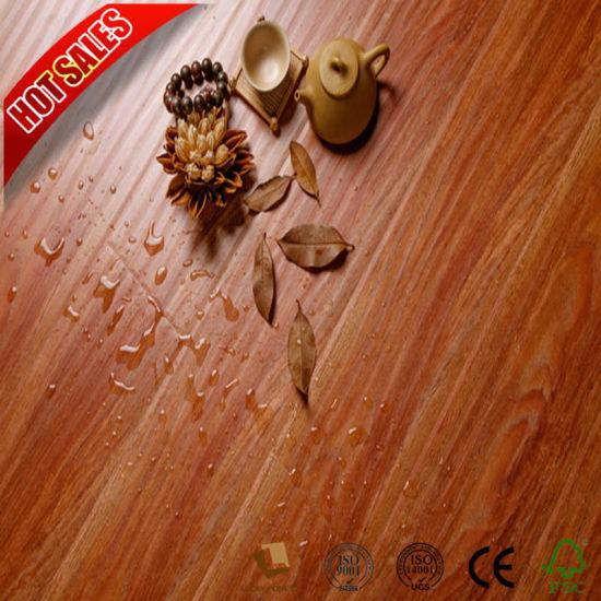 China Low Cost Oak Laminate Flooring Ac5 Class33 China Hardwood