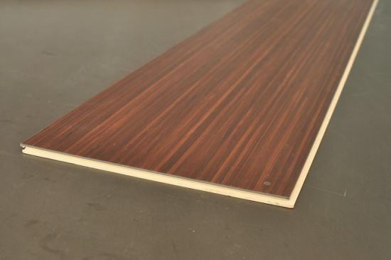 Wpc Pvc Vinyl Flooring Stripes