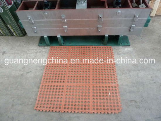 Rubber Floor Interlocking Rubber Mat High Quality Rubber Matting pictures & photos