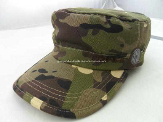 China High Quality Flexfit Plain Cotton Army Cap - China Army Cap