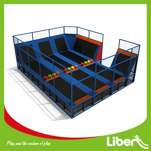 German Quality Children Shopping Mall Designed Trampoline pictures & photos