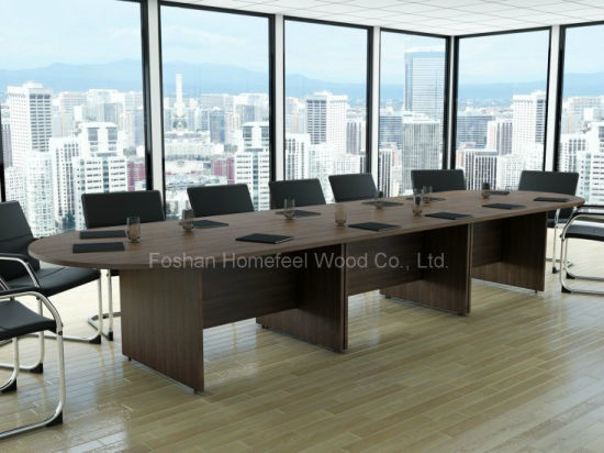 China Traditional Design Big Size Boardroom Conference Table HF - Big conference table