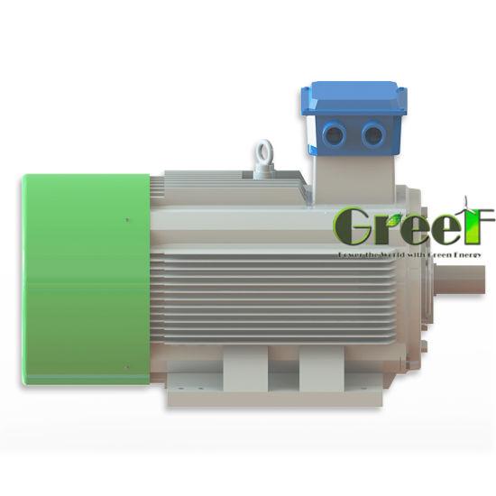 10kw Low Rpm Permanent Magnet Alternator, 220V Free Energy Permanent Magnet  Generator