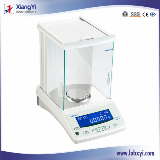 0.1mg Analytical Balance (Electromagnetic type) pictures & photos