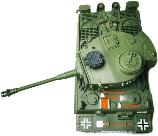 China 575012-1: 20 Scale RC Simulating Battle Tank - China Scale