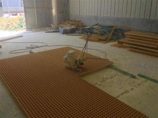 Tec-Sieve Moulded FRP/GRP Grating Panels