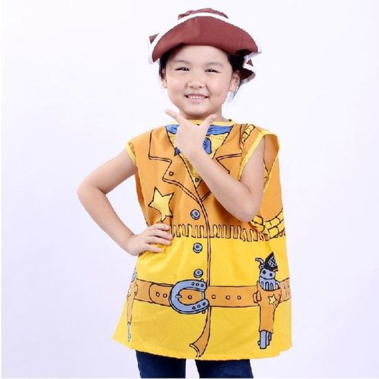 7000957-Cool Kids Performance Clothes Cosplay Costumes Cowboy Clothing for Halloween pictures & photos