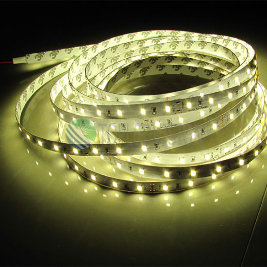 High Quality SMD2835 60LEDs/M LED Flexible Strip Light IP20 pictures & photos