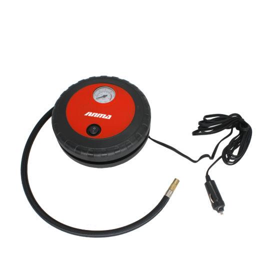 Electric Portable Car Air Pump Tire Inflator Air Compressor Pump