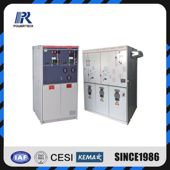 Full Sf6 Gas Insulated Ring Main Unit Switchgear