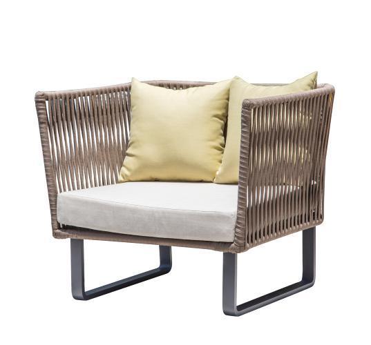Cositmizd Factory Leisure Hotel Aluminum Garden Sofa Patio Home Outdoor Furniture