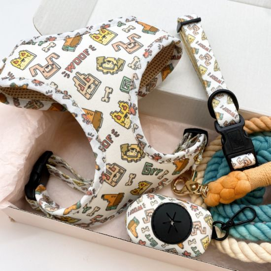 Dog Harness Custom Luxury Pet Supplies Amazon Hot Sell Puppy Harness/Pet Toy