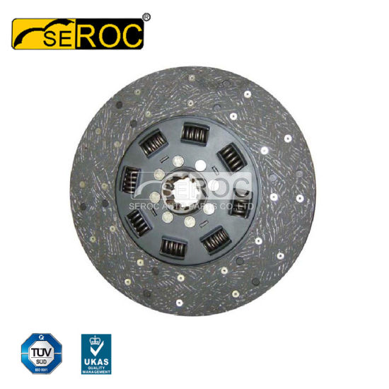 Heavy Duty Spare Parts 1861-919-134 Clutch Disc Plate for Mercedes Benz