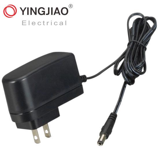 China OEM/ODM Factory 5V/12V/24V 1A/1.2A/1.5A/2A AC/DC Universal Medical Power Adaptor with UL/TUV/RoHS