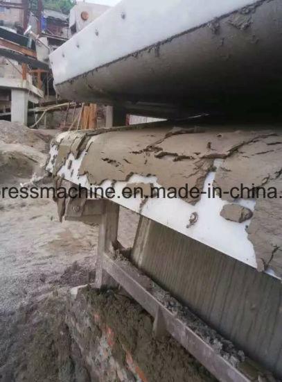 Filter Press Machine for Waste Cassava Pulp Dewatering/Man Ton