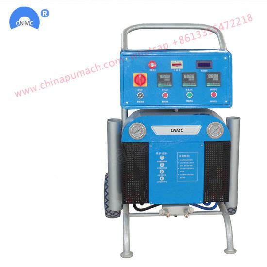 Ce Approved Polyurea Spray Machine Polyurethane Foam Machine