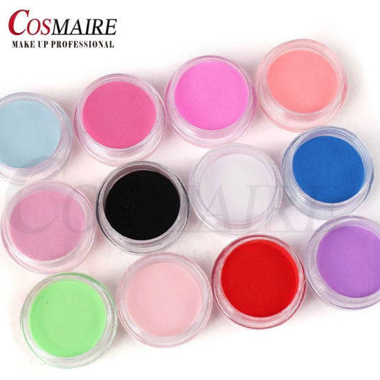 Wholesale Professional Colored Acrylic Nail Powder, Acrylic Powder for  Acrylic Nails