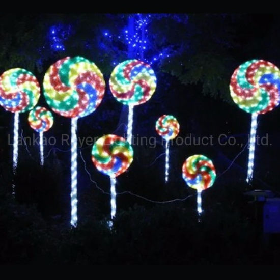 Festival Park Outdoor Waterproof Lighting Lollies Lighting Decoration pictures & photos