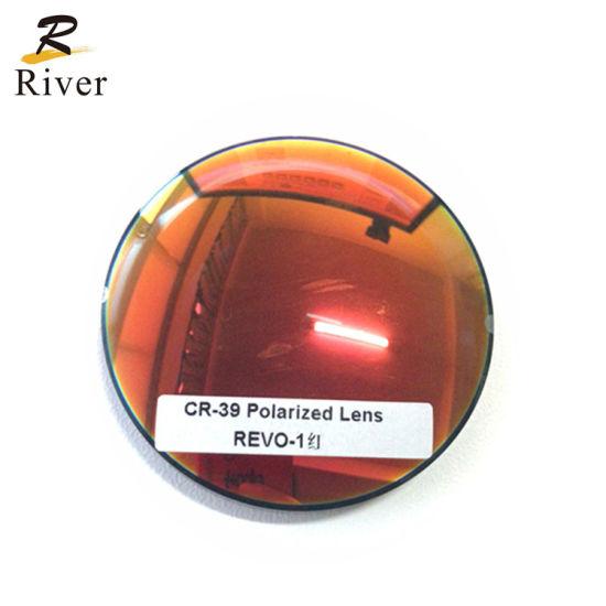 Cr39 Sunglasses Optical Lenses