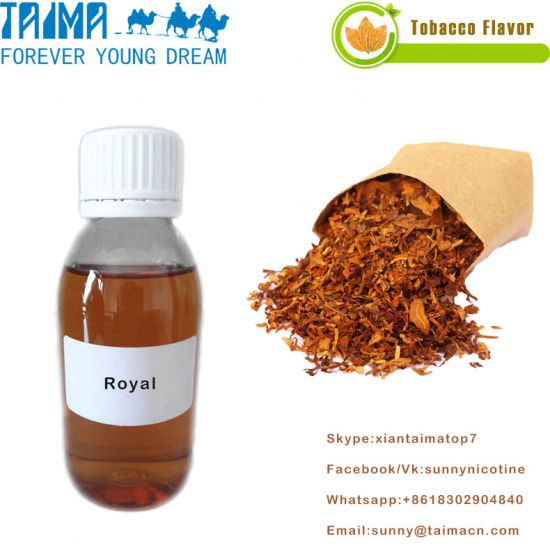 China Xian Taima Concentrated Royal Flavor Electronic Cigarette