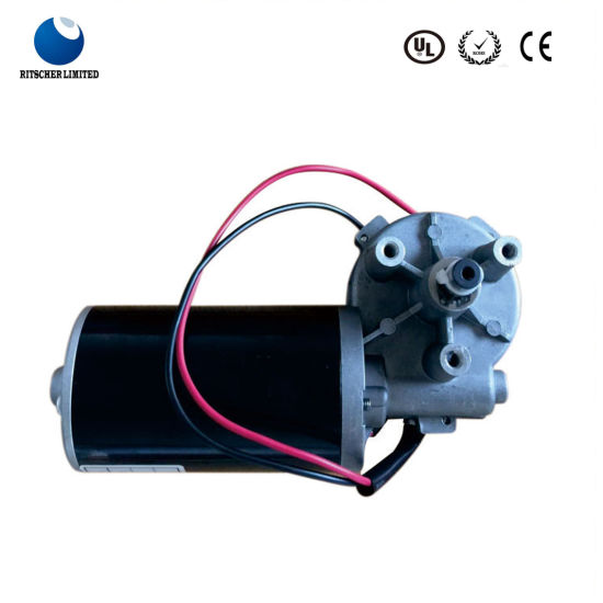 Electric 12/24VDC Gear Motor for Lift Gate of Automobile/Smart Home Appliance