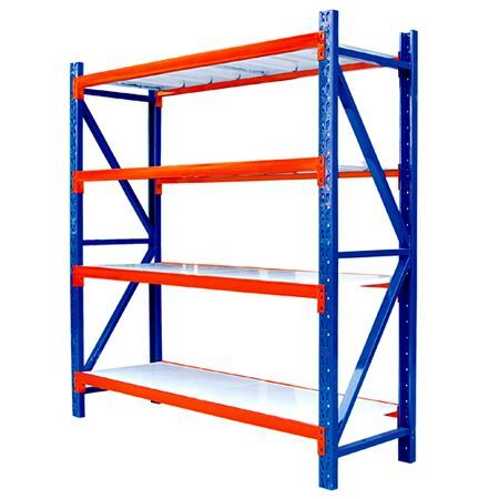 High Quality Customized Medium Duty Warehouse Storage Metal Rack Systems