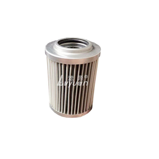 304/316 Stainless Steel Wire Mesh Filter Cartridge Metal Filter for Water Filtration
