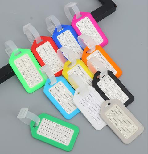 Factory Cheap Wholesale Colorful Hard Plastic ID Card Holder with Lanyard Wholesale