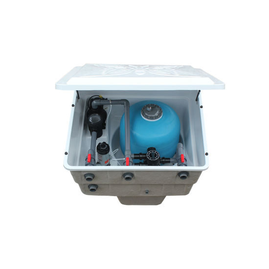 Swimming Pool Equipment Factory Directly Supply Inground Filter