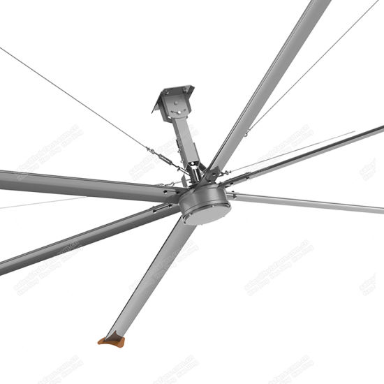 Hvls Industrial 24FT Giant Ceiling Fan for Sports Center
