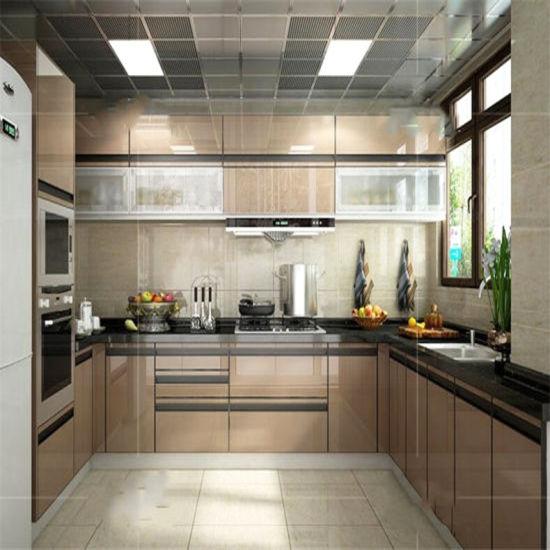 China Modern Design Philippines Modular, Kitchen Cabinet Manufacturer Philippines
