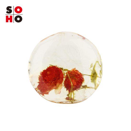 Private Label Whitening & Nourishing Handmade Flowers Amino Acid Bath Soap Bar
