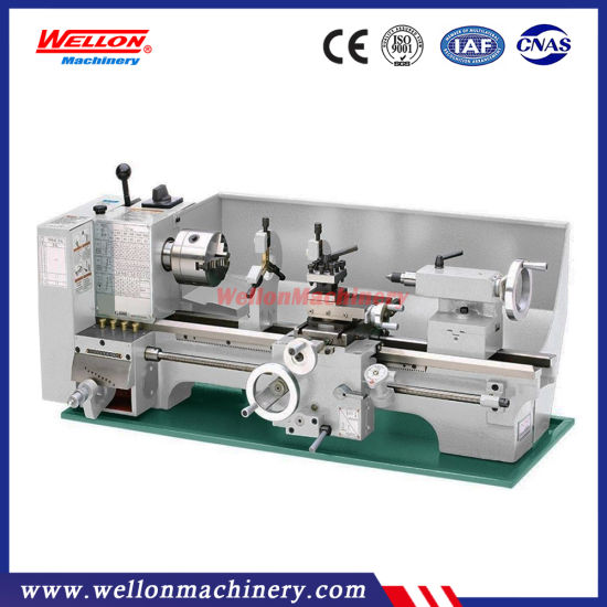 Mini Metal Bench Lathe Machine (CJ0623 Metal Turning Lathe)