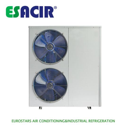Ce Certificate Air Source Heat Pump Water Heater System Manufacturing