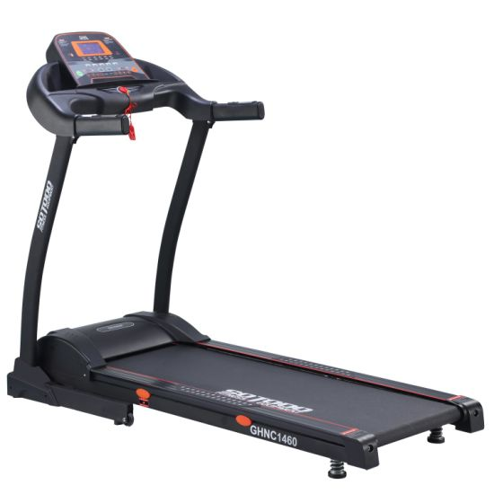 New Concept Easy Fit Magnetic Folding Exercise Treadmill