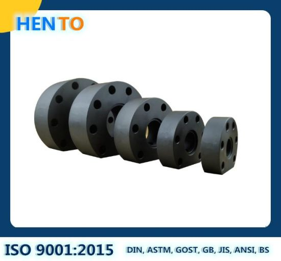 High Pressure Presision Steel Valve Fittings Parts for Petrochemical Industry