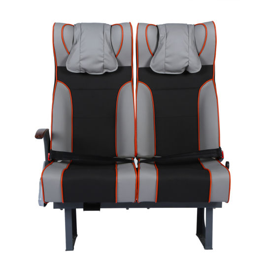 Luxurious Recliner Leather Motor Coach Economy Small Passenger Bus Seat