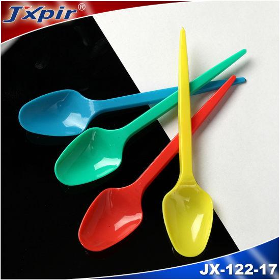 Newest Disposable Plastic Utensils Plastic Flatware Utensils Plastic Tea Spoons