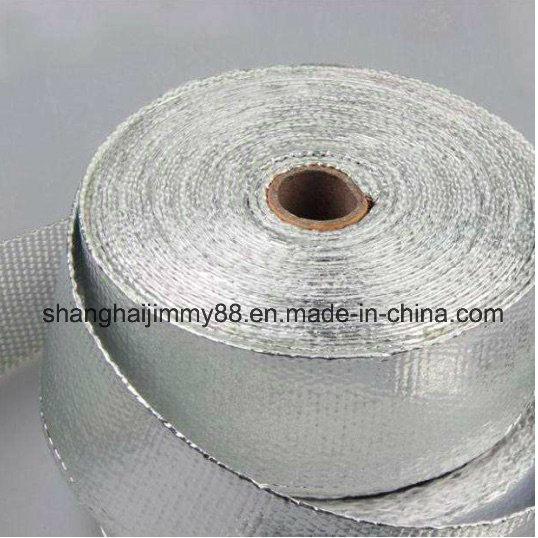 Aluminum Foil Fiberglass Heat Resistant Tape