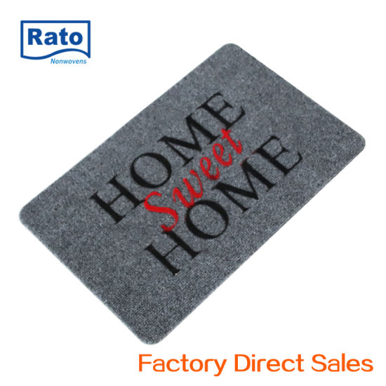 Non-Slip High Quality Absorb Water Entrance Floor Mat pictures & photos