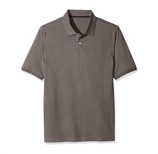 2019 Custom New Design Men Polo T Shirt