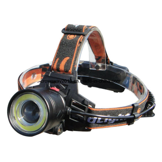 Rechargeable Headlampsd Camping Powerful 3303Zoomble China TZukPOXi