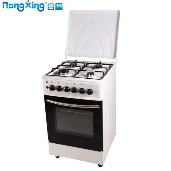 White Color Home Use Free Standing Gas Oven pictures & photos