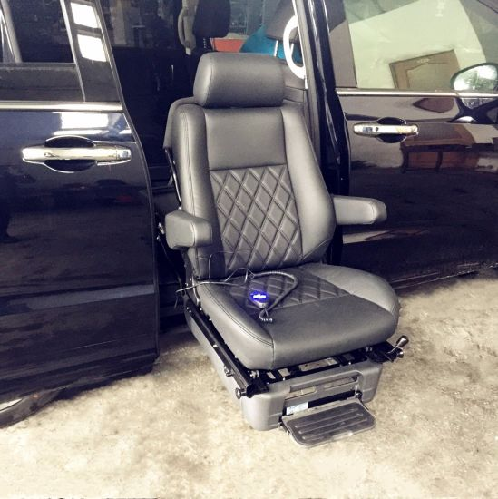 Programmable Rotating Seat for The Handicapped