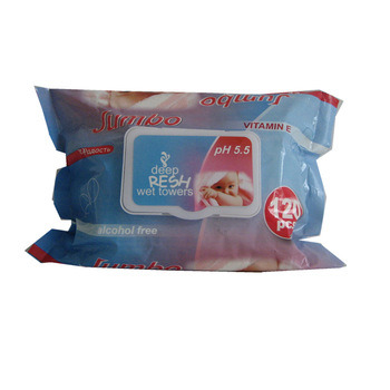 Wholesale Biodegradable Wet Wipes Cleaning Use Baby Wet Towel